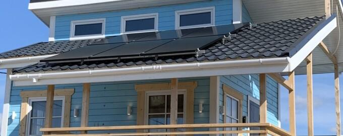 Разработано альтернативное решение для электрификации домовладений