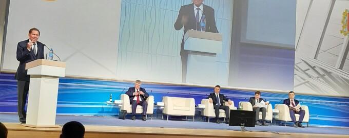 Расширенное совещание Российского Союза строителей