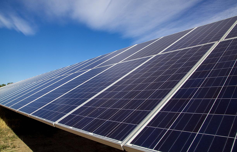 Солнечная станция «Т Плюс» начала выработку электроэнергии