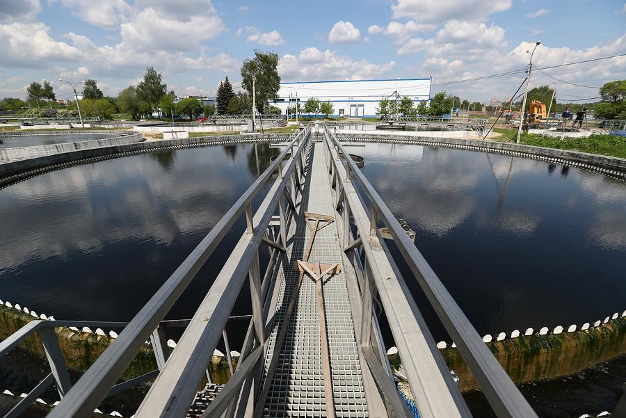 Первые очистные сооружения на Волге в Волгоградской области построят к 2021 году