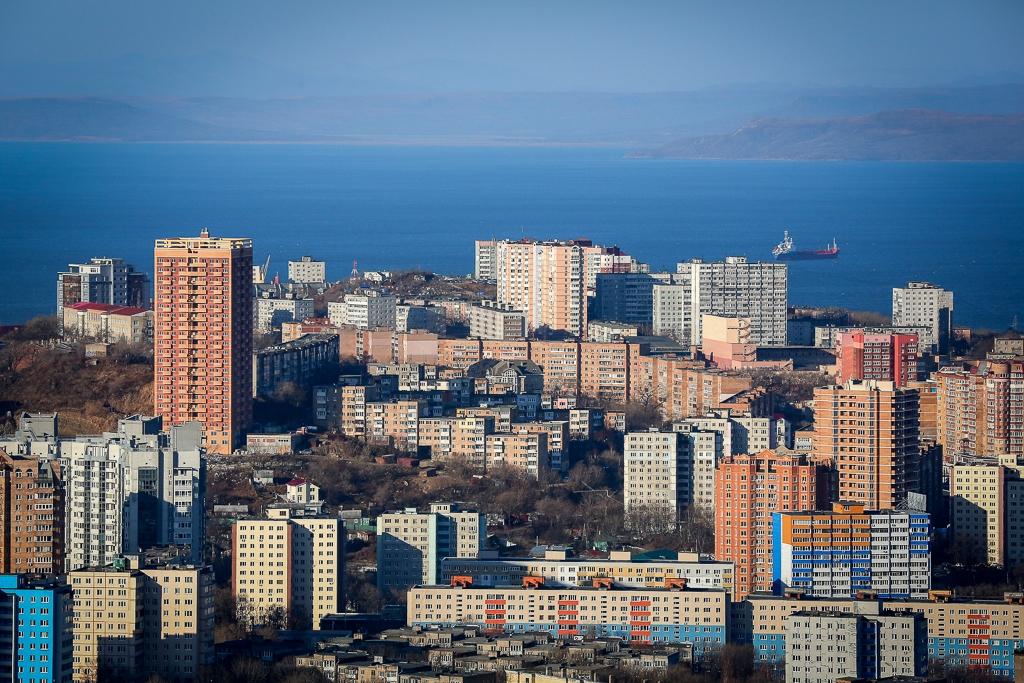 Минвостокразвития оценило потребности на софинансирование инфраструктуры при строительстве жилья на Дальнем Востоке