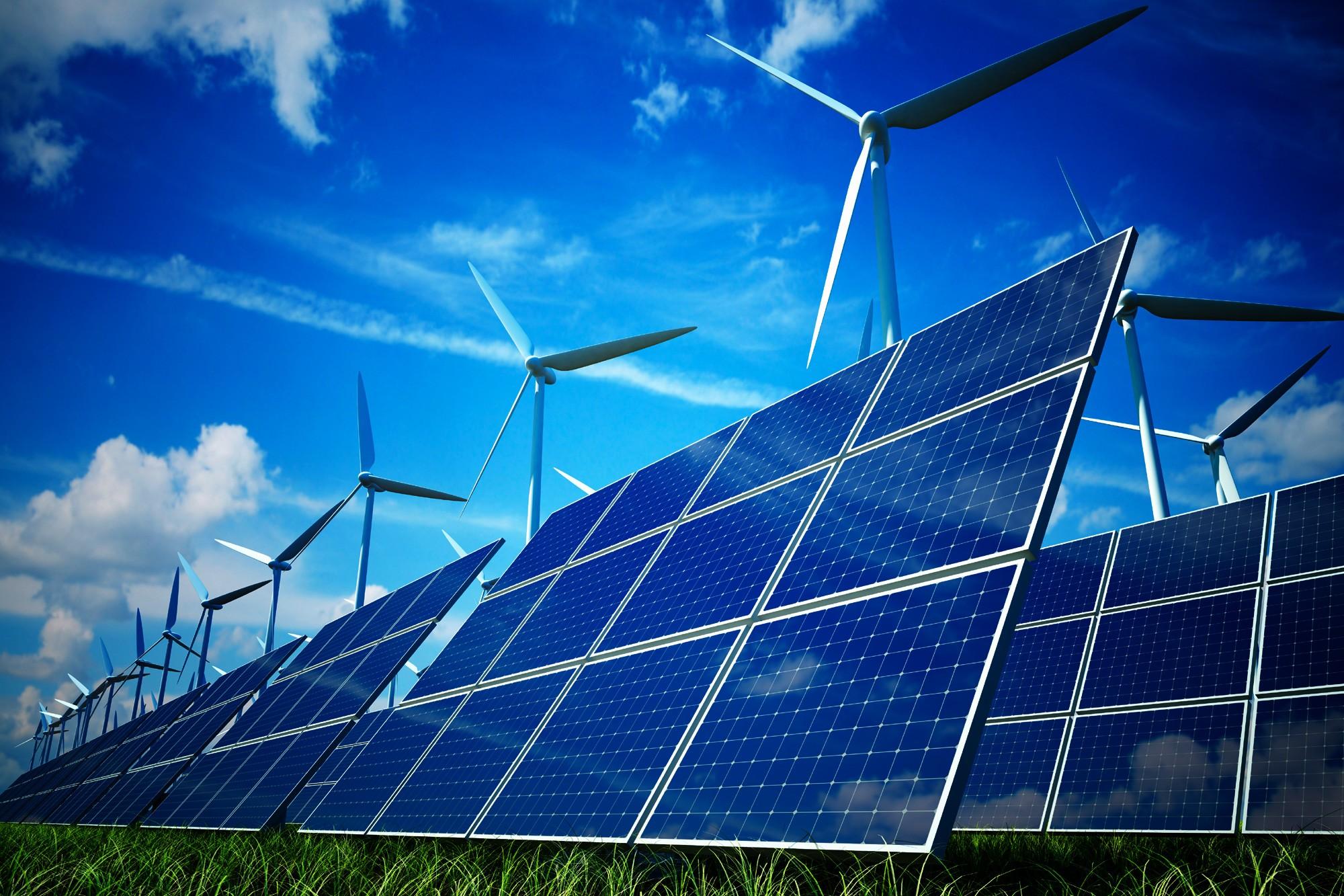 Почти 98% объема мощности техприсоединения в Калмыкии пришлось на «зеленую» генерацию