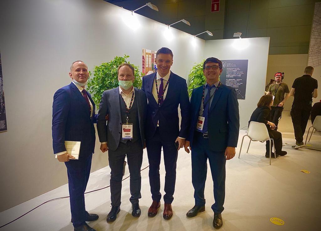 26-я международная выставка строительных и отделочных материалов
