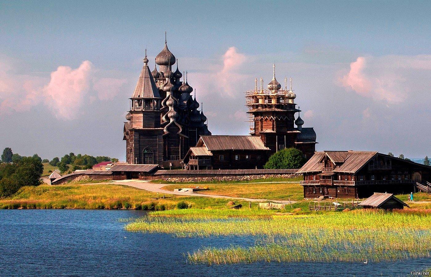 В музее-заповеднике «Кижи» построят новые сети водоснабжения и канализации